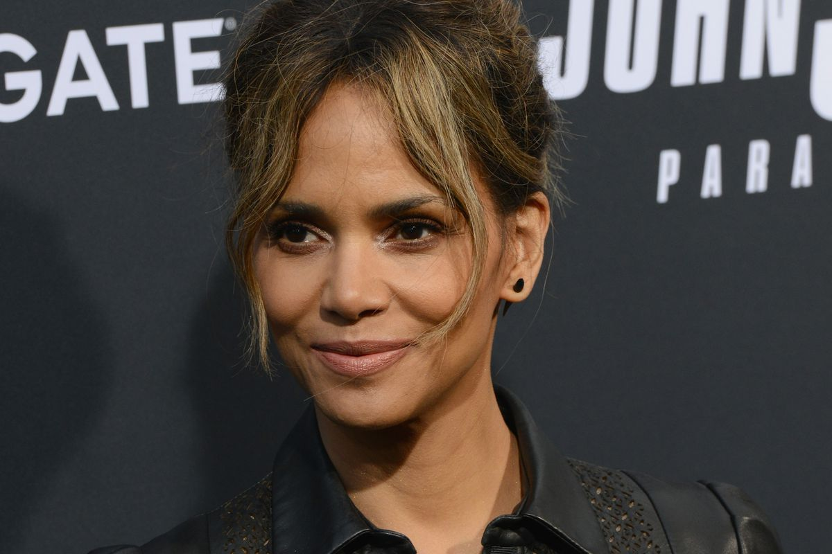 """Halle Berry arrives for the Special Screening Of Lionsgate's """"John Wick: Chapter 3 - Parabellum"""" held at TCL Chinese Theatre on May 15, 2019 in Hollywood, California."""
