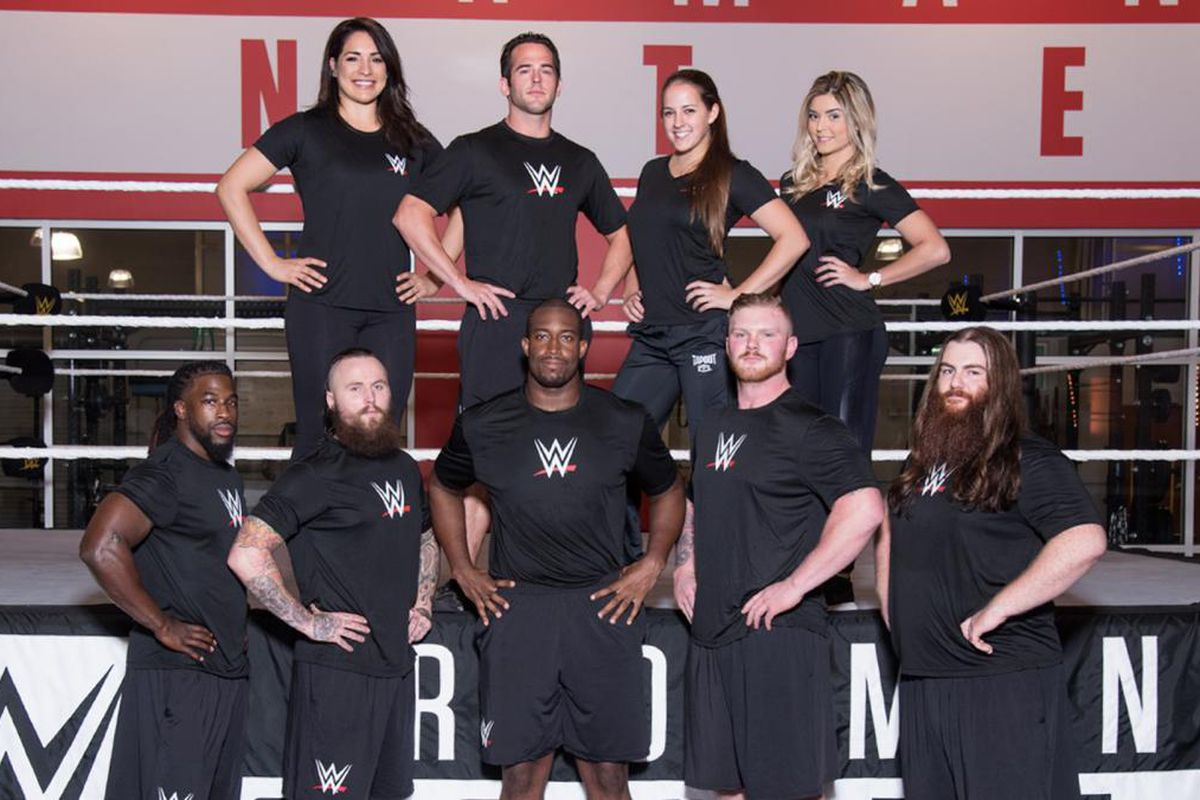 WWE introduces new Performance Center class, including
