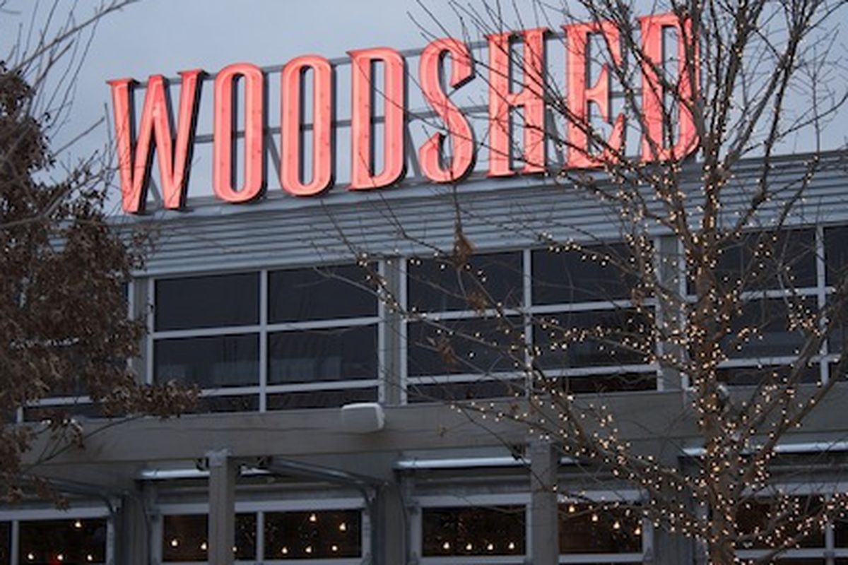 Fort Worth's Woodshed Smokehouse.