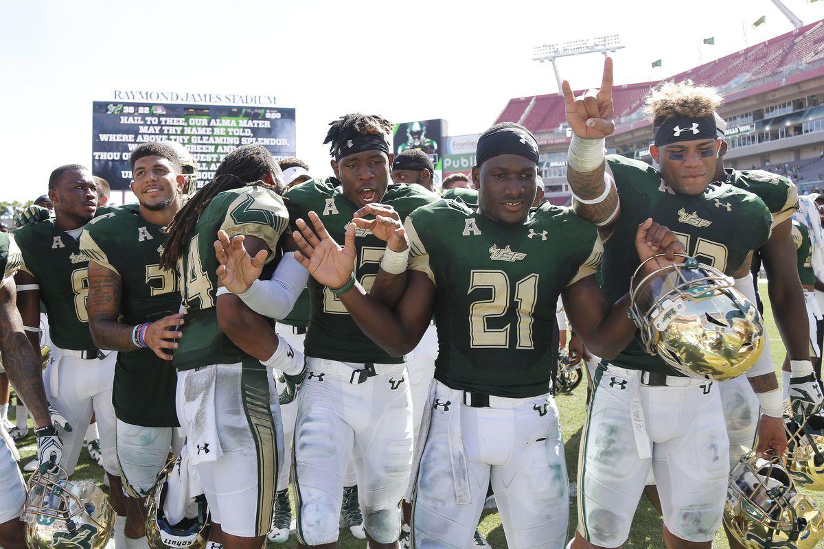 NCAA Football: East Carolina at South Florida
