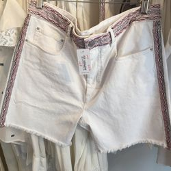 Isabel Marant Etoilé Agnes jean short, $99 (from $255)