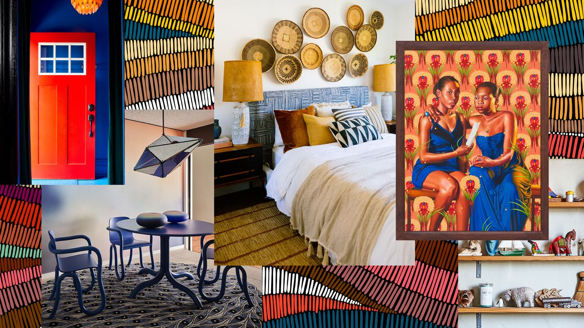 Inside The Maximalism Design Trend Curbed