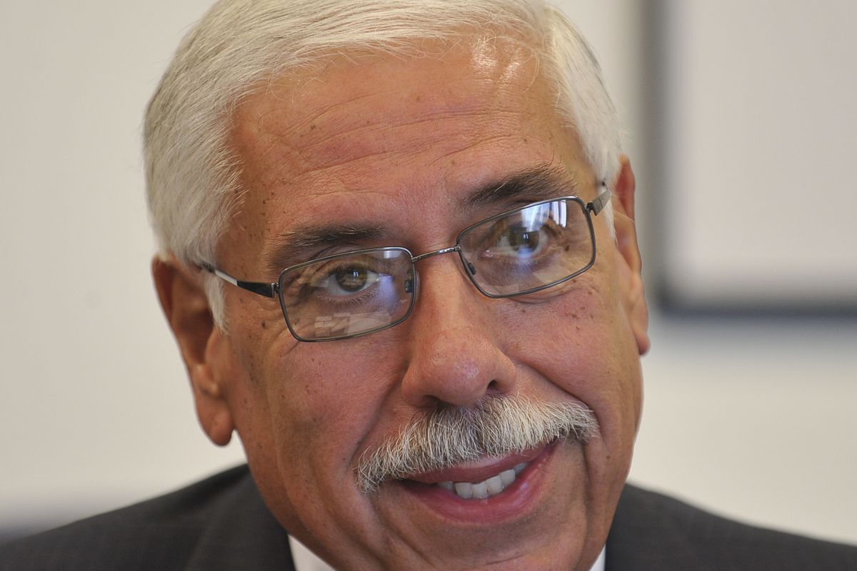 Former Cook County Assessor Joe Berrios.