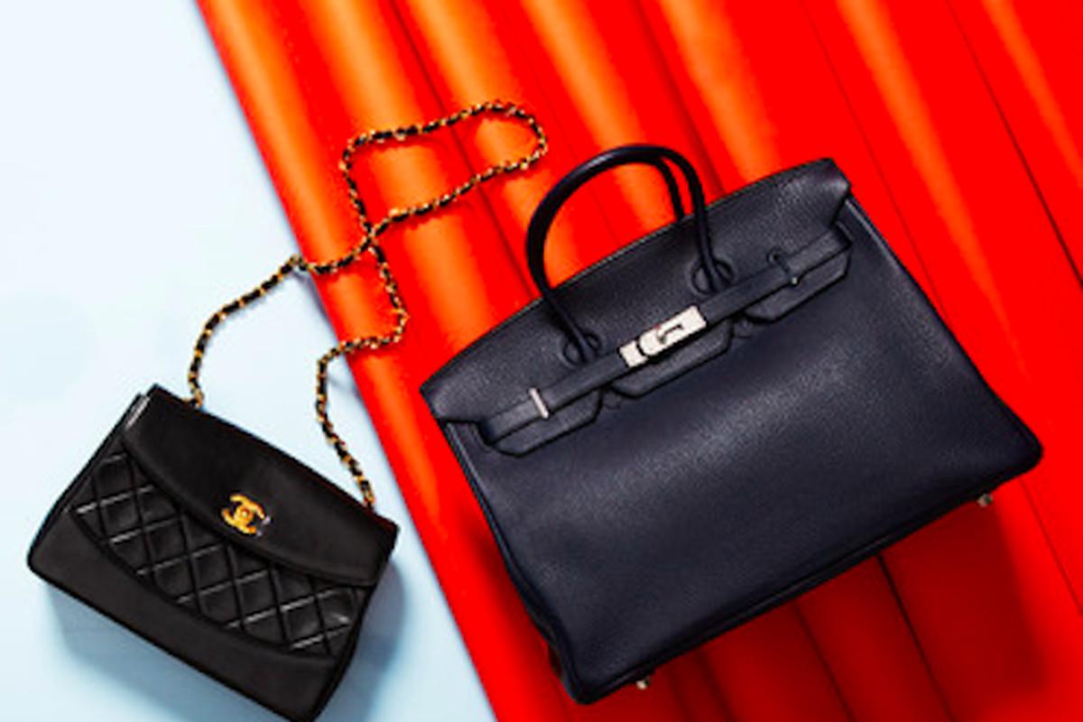 Vintage Vault: Designer Handbags & Belts today on Gilt