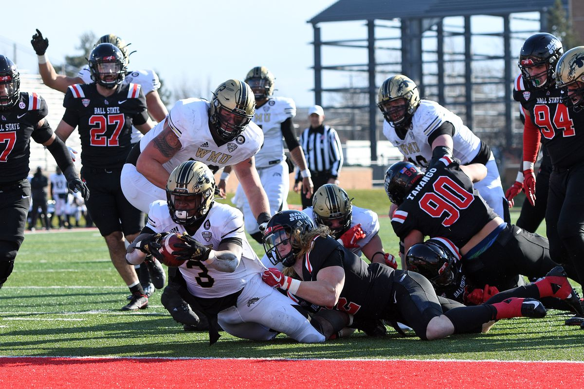 COLLEGE FOOTBALL: DEC 12 Western Michigan at Ball State