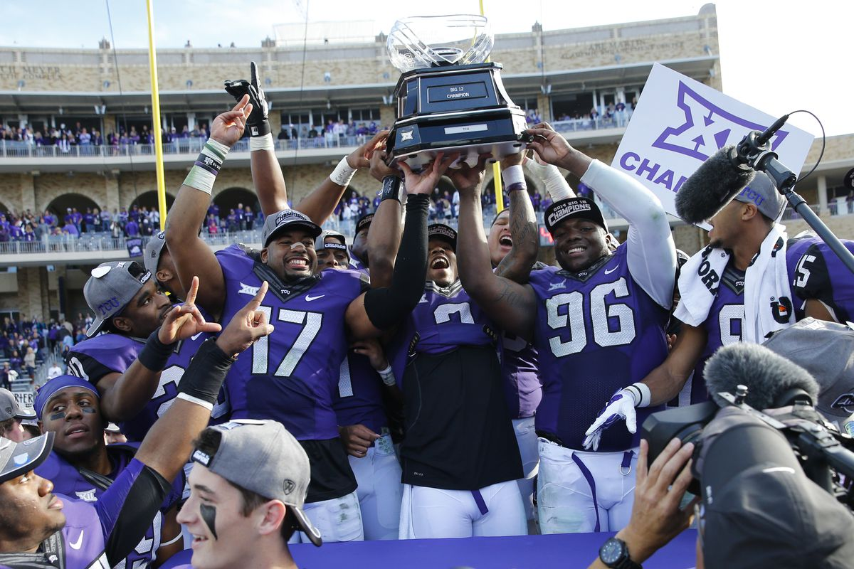 This is who ended up on top of our Power Rankings last year, will the Frogs debut on top again?