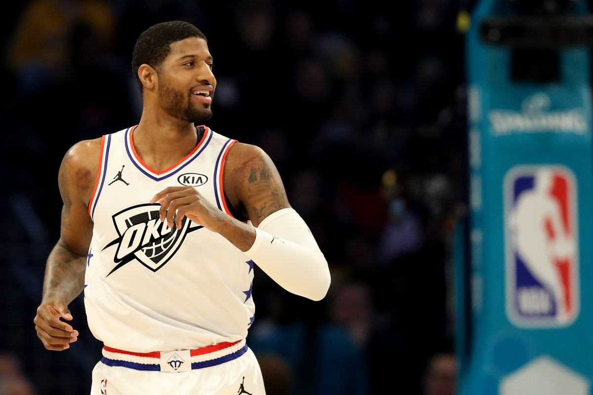 Paul George s clutch shooting makes you forget about his past struggles 6878d7459