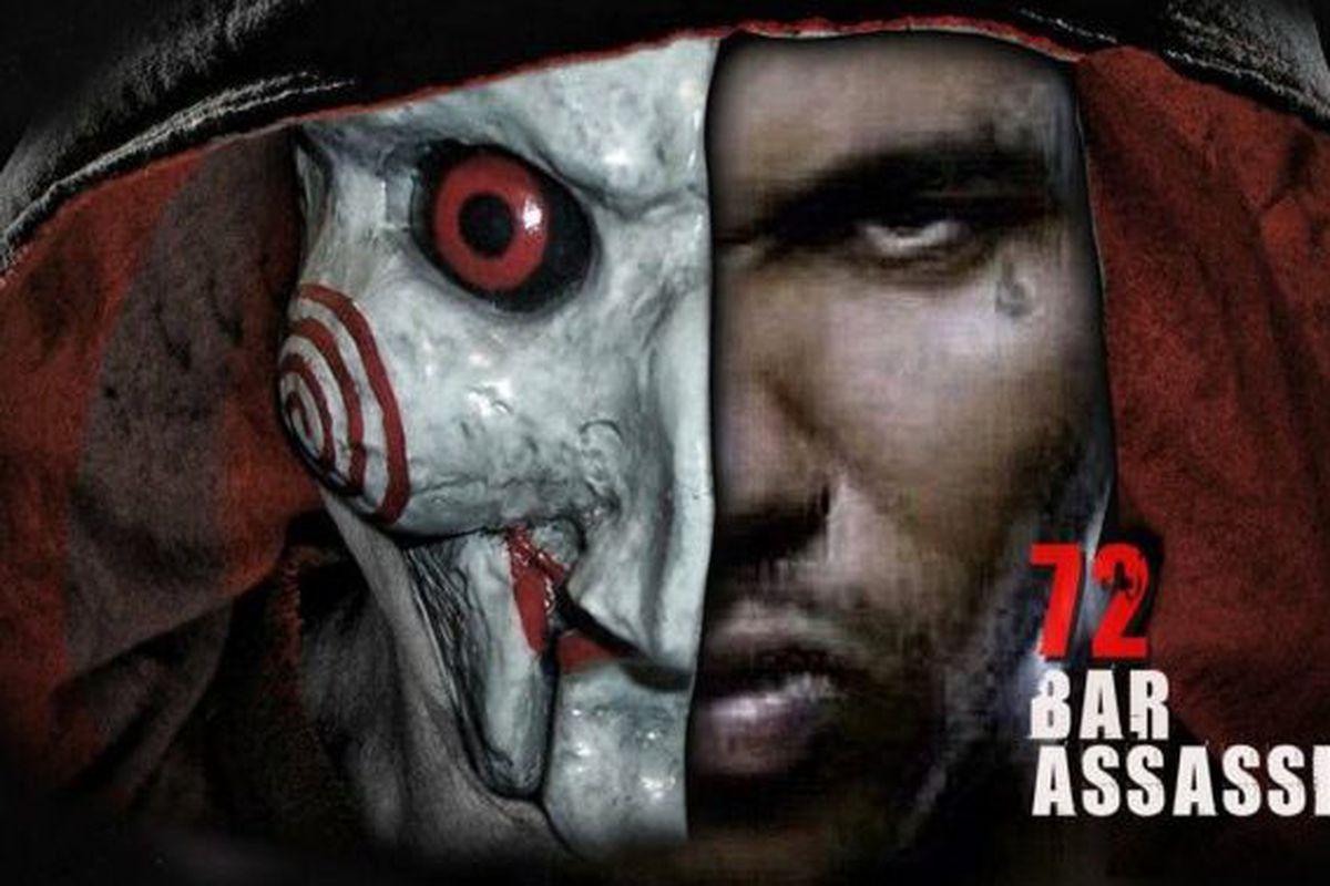"""DJ Kay Slay's """"72 Bar Assassin"""" artwork"""