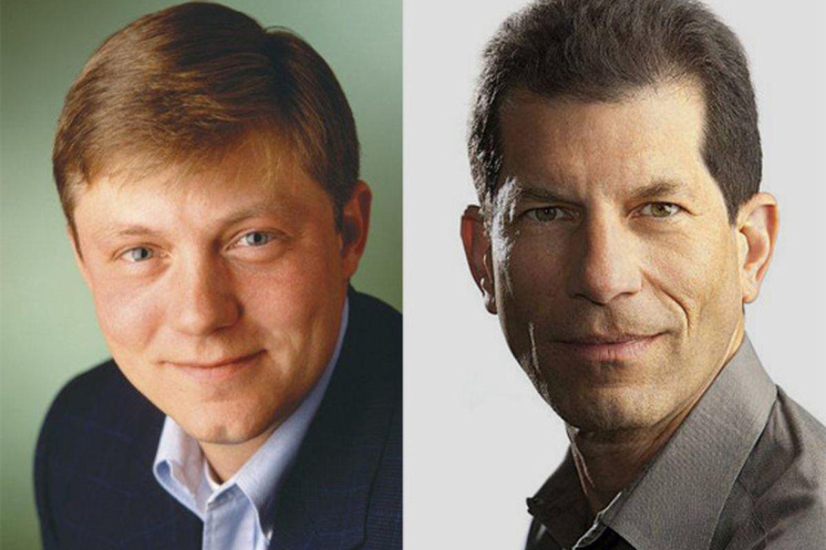 Jon Rubeinstein, Stephen DeWitt