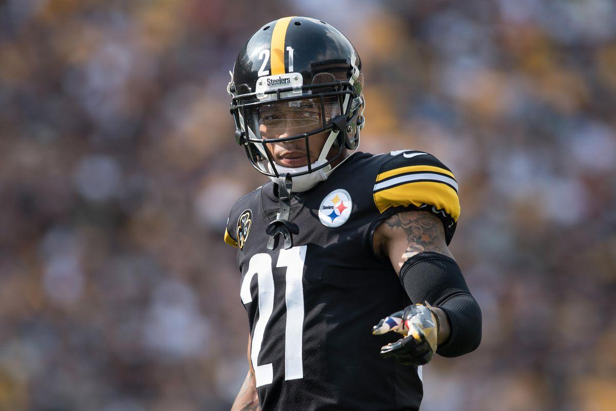Steelers CB Joe Haden leaves game with apparent knee injury