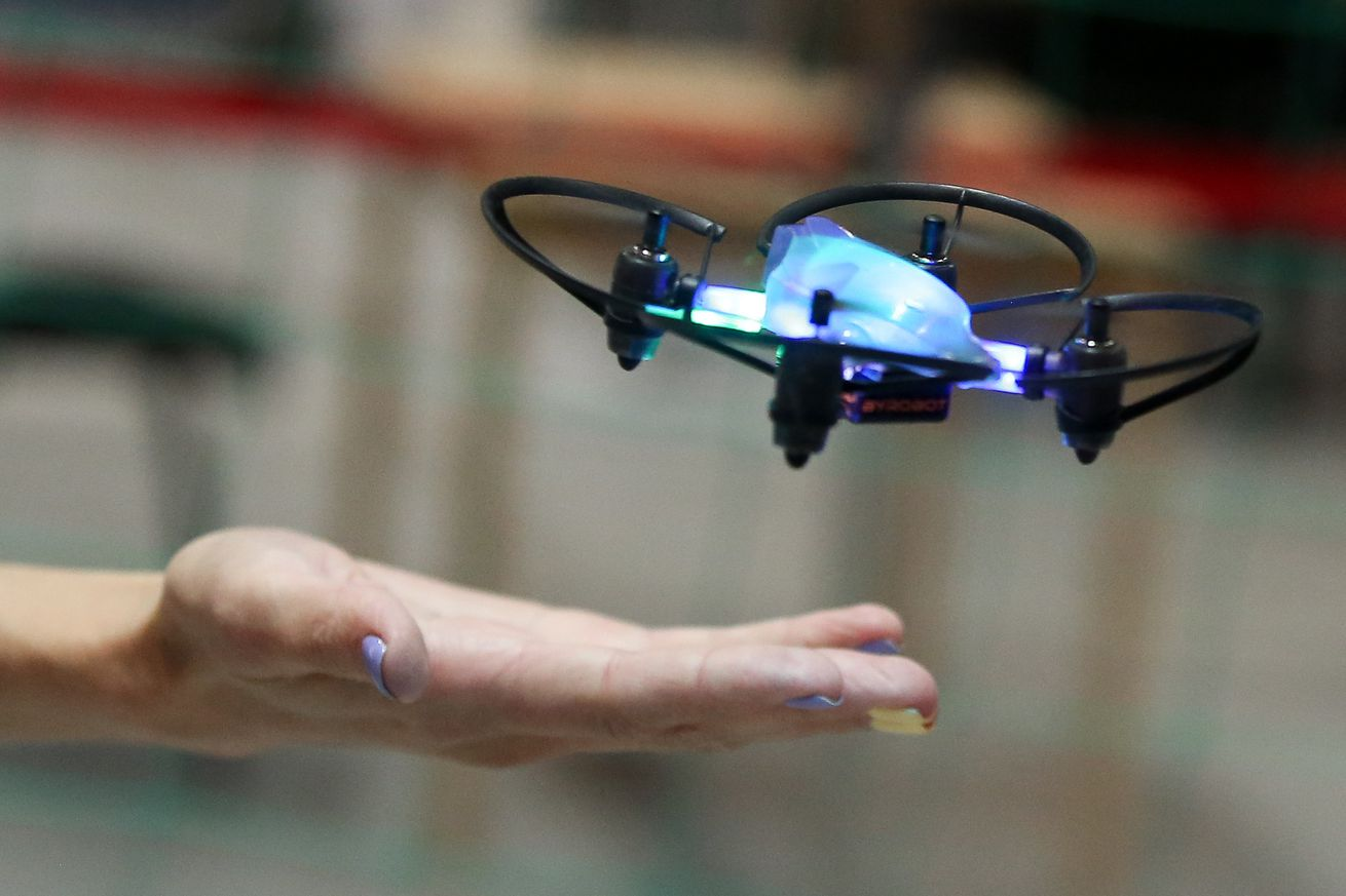 a little uncertainty can help drones dodge obstacles at high speeds says mit