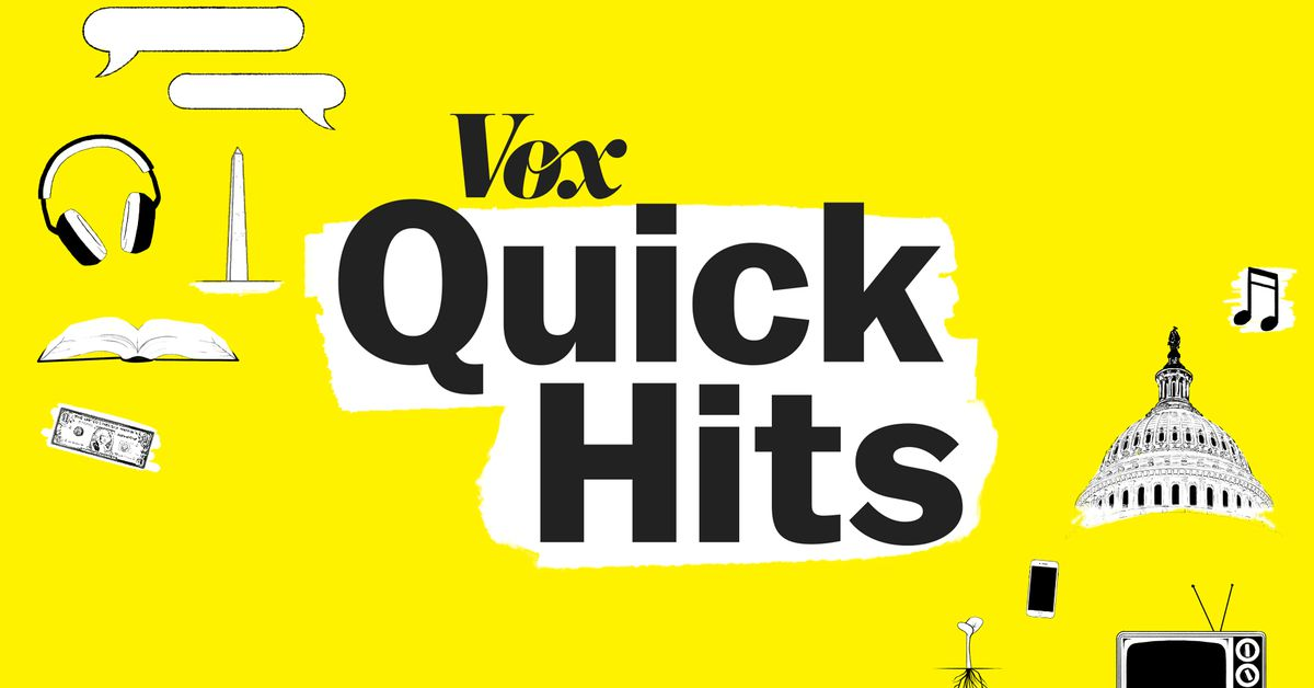 Start your day with our new, bite-sized podcasts, Vox Quick Hits