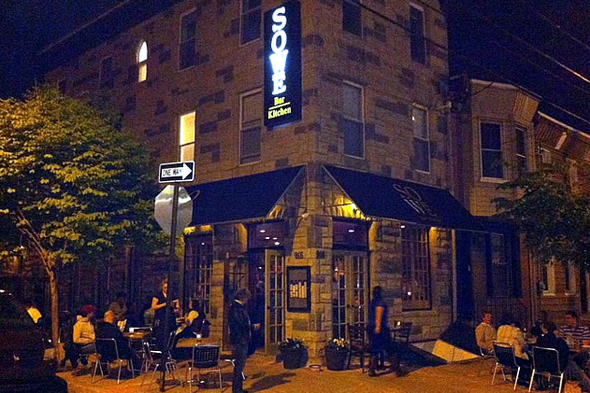 SoWe is offering free food for al fresco diners.