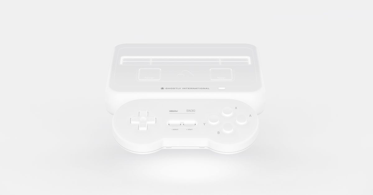 Super Nt maker Analogue, record label Ghostly release retro SNES thumbnail