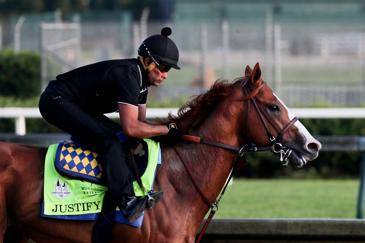 Belmont Stakes 2018: Morning line odds have Justify as