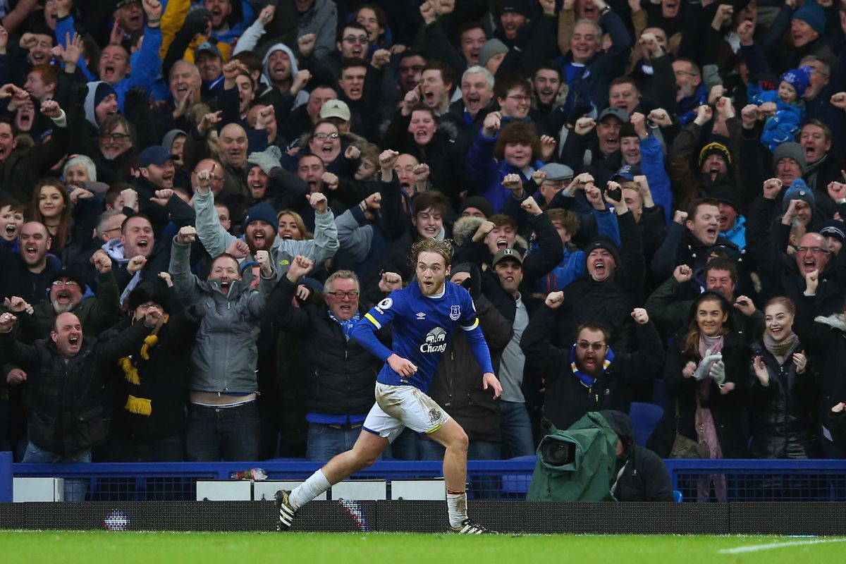 Everton 4 0 Manchester City Instant Reaction Royal Blue Mersey