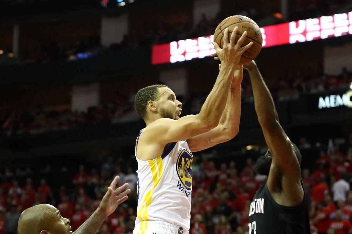 Golden State Warriors v Houston Rockets - Game One
