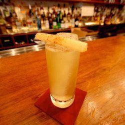 Saxon  & Parole - Lower East Cider cocktail