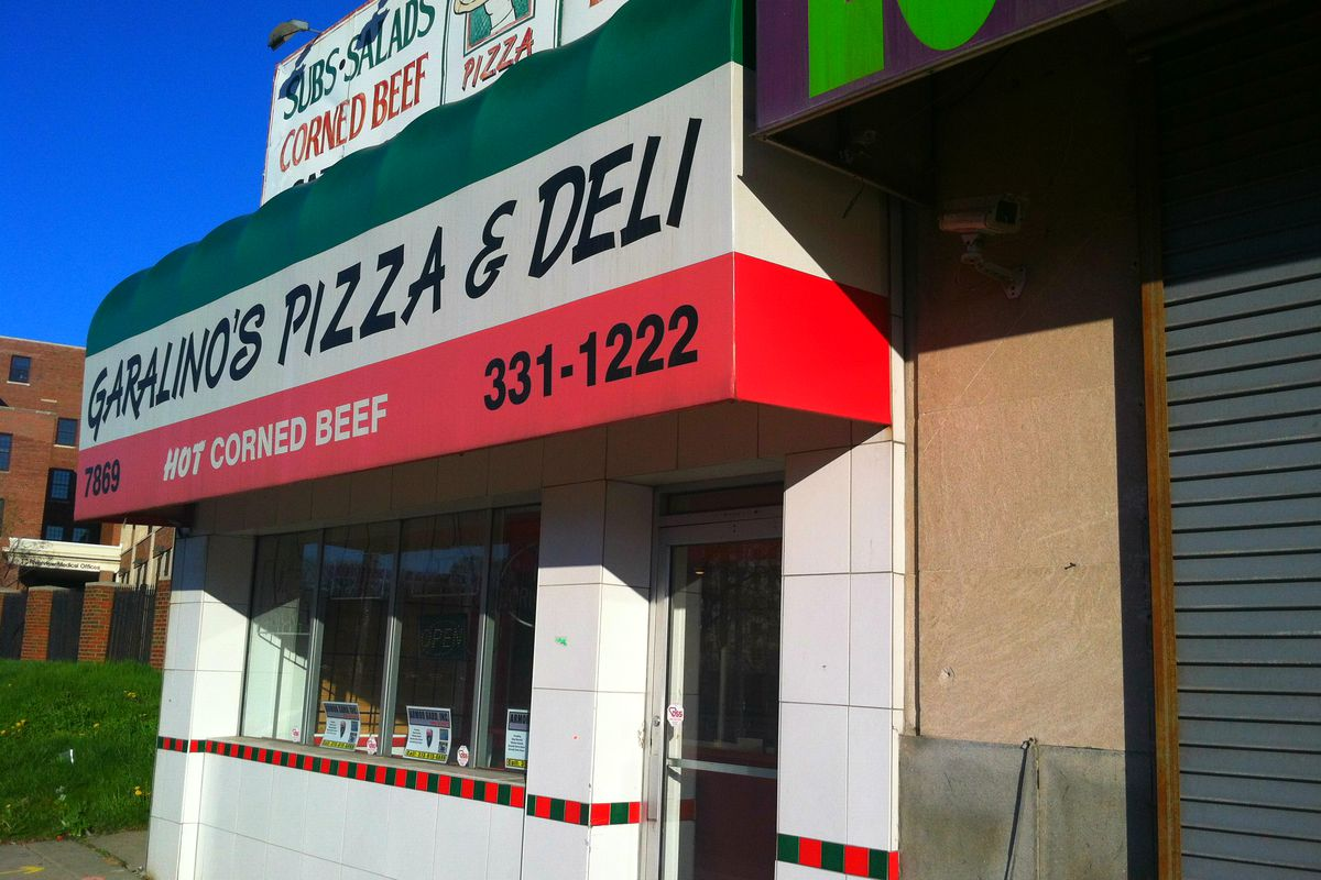 Belle Isle Pizza will takeover the shutter Garalino's space on East Jefferson Avenue.