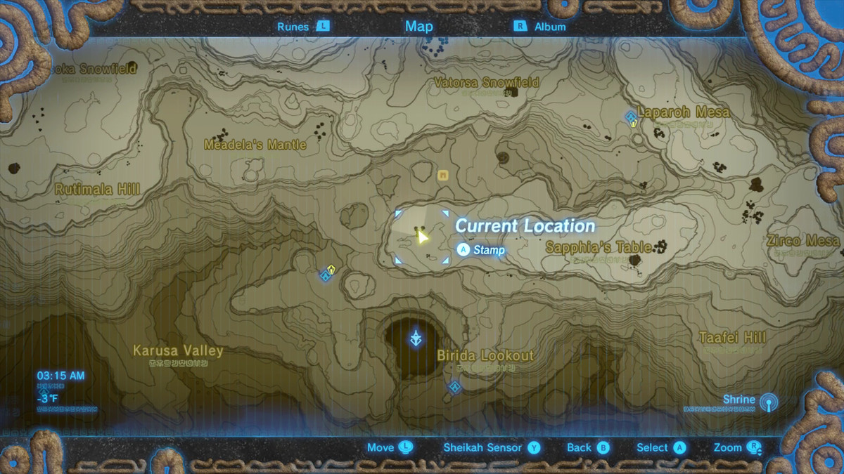 Zelda Breath Of The Wild Guide How To Get The Thunder