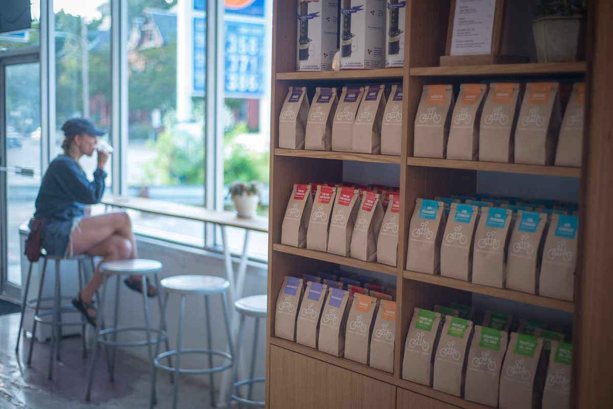 """Tandem Coffee + Bakery. [All Photos: <a href=""""http://www.coreytempletonphotography.com/"""">Corey Templeton</a>. Click to enlarge.]"""