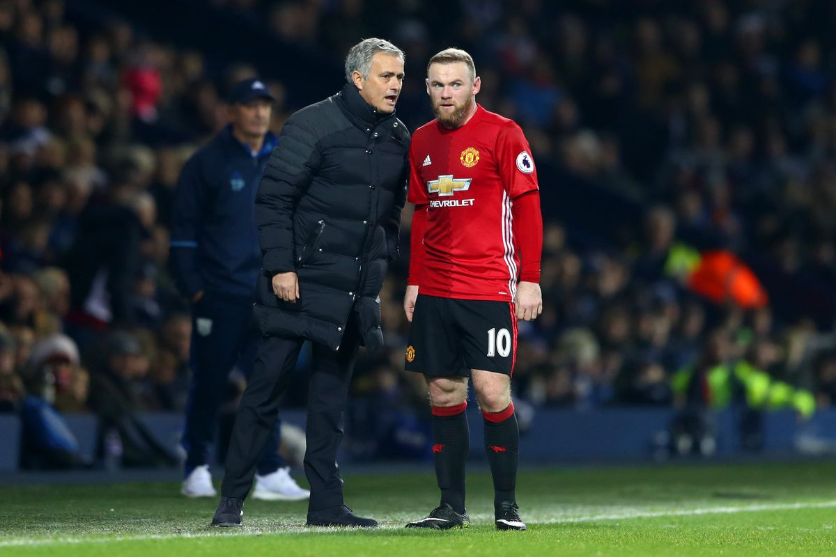 How José Mourinho used a deft touch to usher Wayne Rooney out of