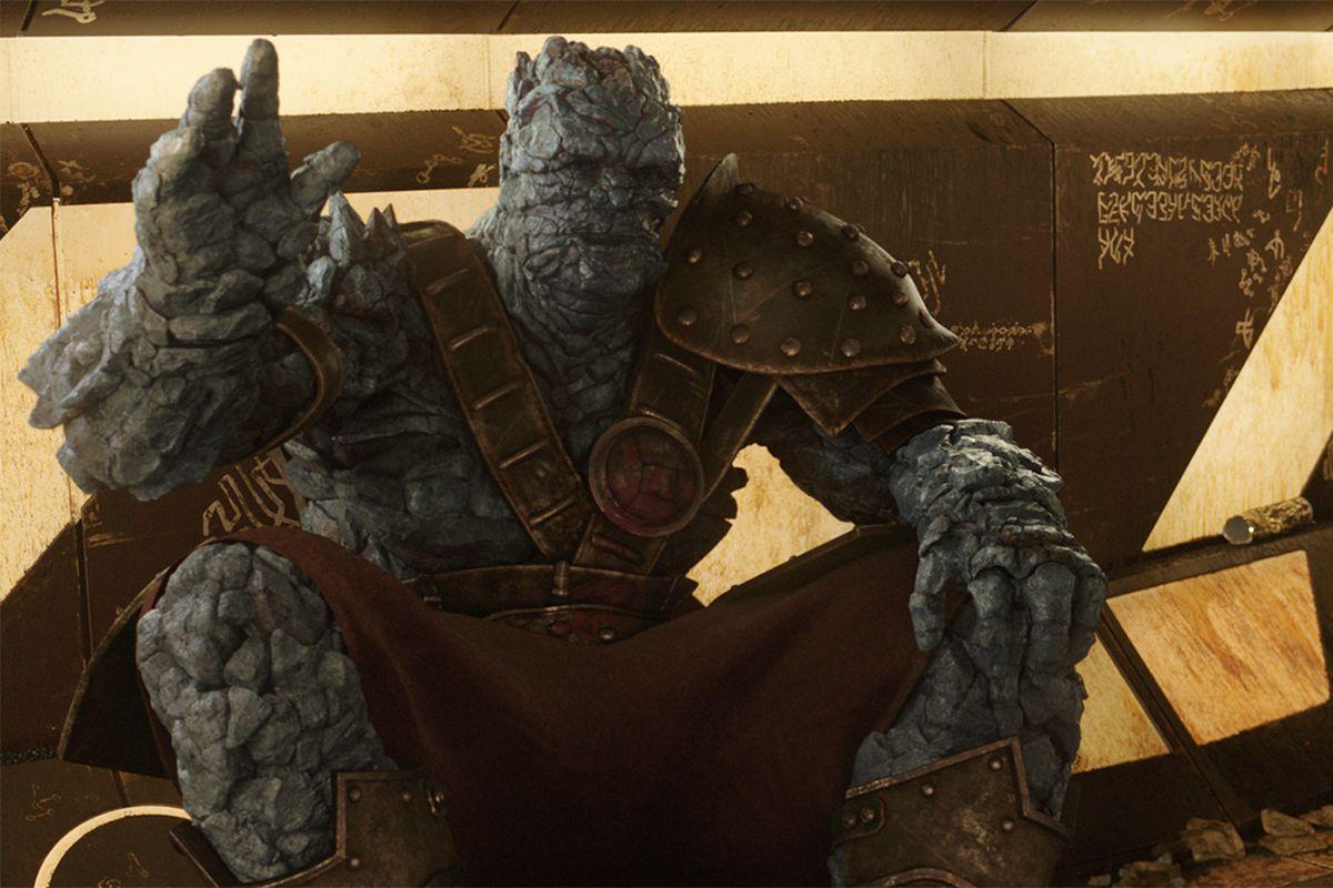 thor ragnarok finds its true hero in korg polygon thor comics loki Thor Comic Book Cartoon