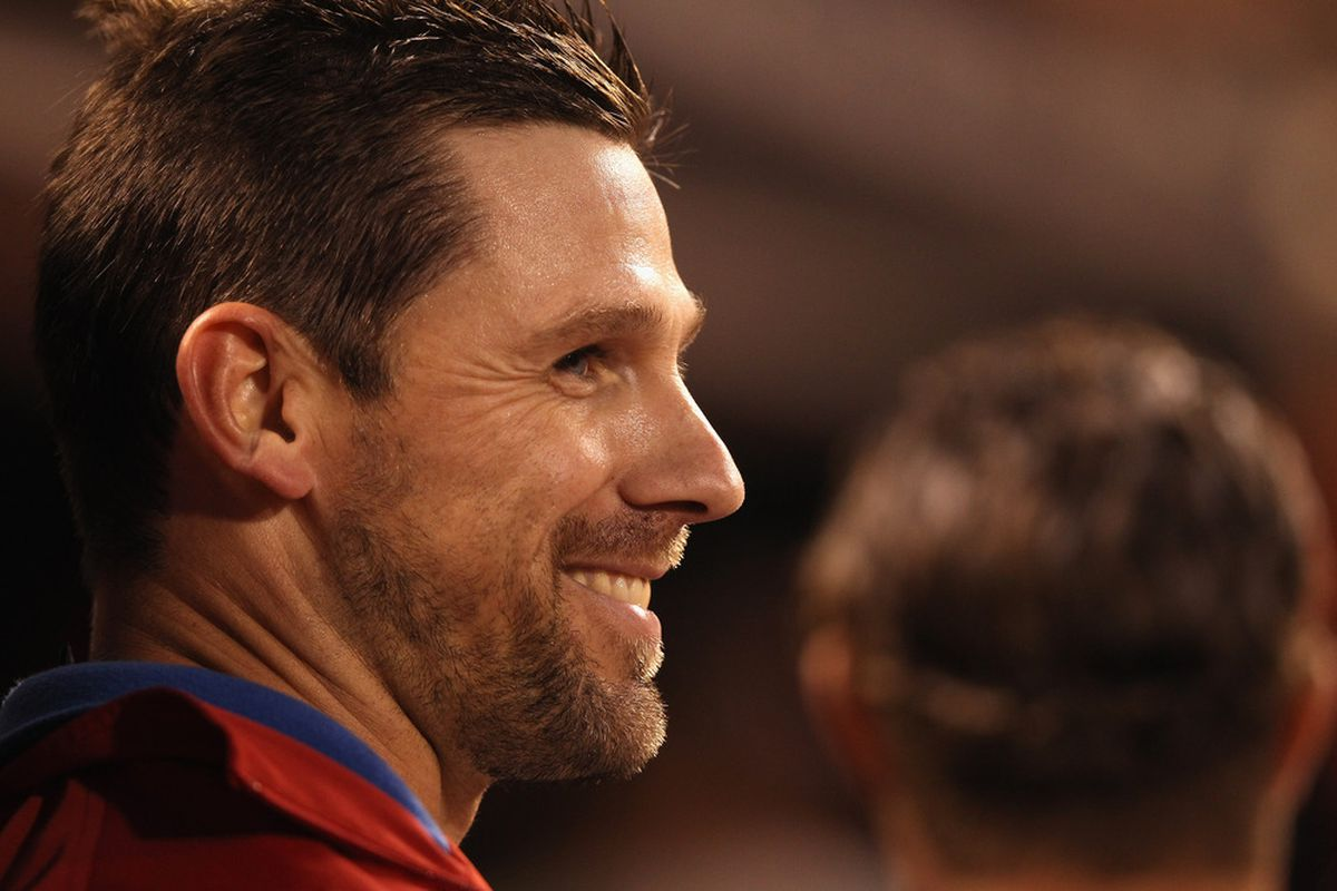 Cliff Lee has had a lot to smile about over his career
