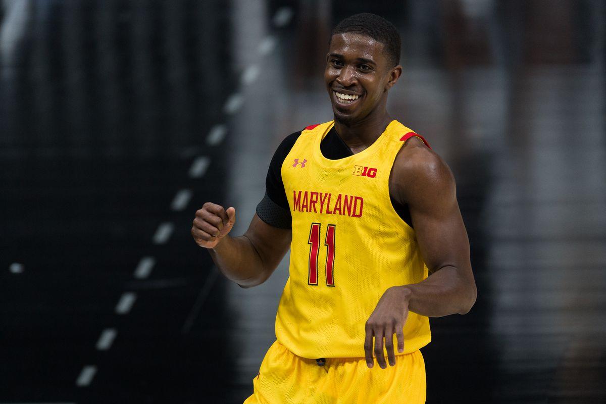 COLLEGE BASKETBALL: MAR 12 Big Ten Tournament - Maryland v Michigan