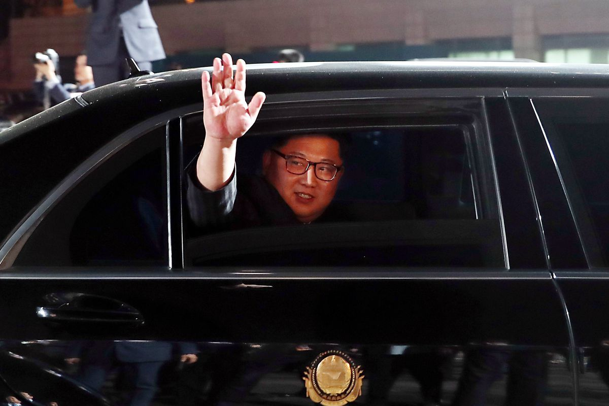 North Korean leader Kim Jong Un's regime put out a surprisingly conciliatory statement after President Donald Trump canceled the Singapore summit.