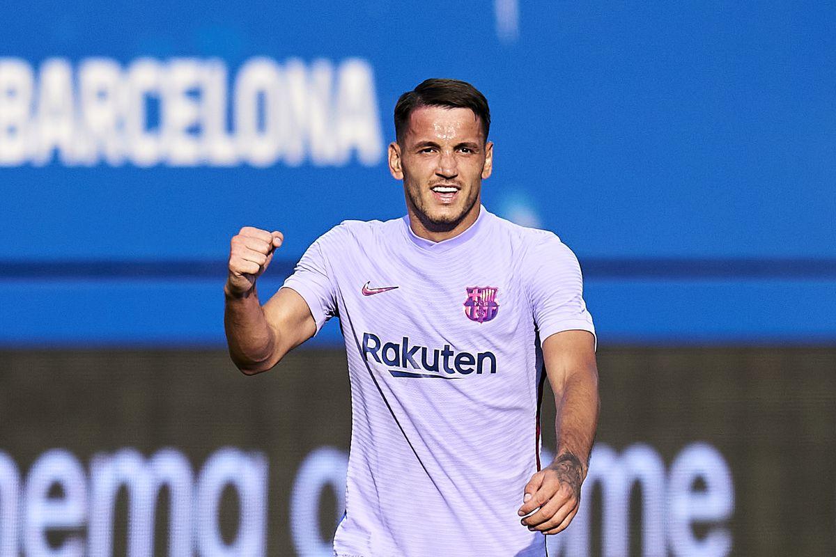 FC Barcelona v Girona FC - Friendly Match