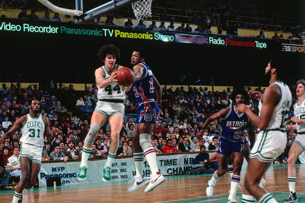 Remembering the sad and too short Celtic stint of Pete Maravich