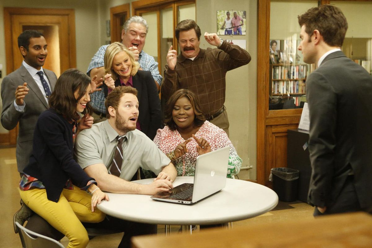 New Parks and Recreation reunion special brings back Leslie Knope next week  - Polygon