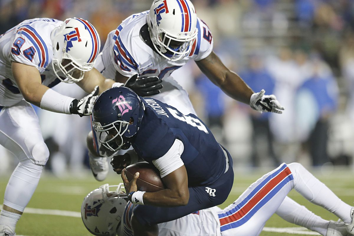 Louisiana Tech and Rice will continue to battle for CUSA West titles