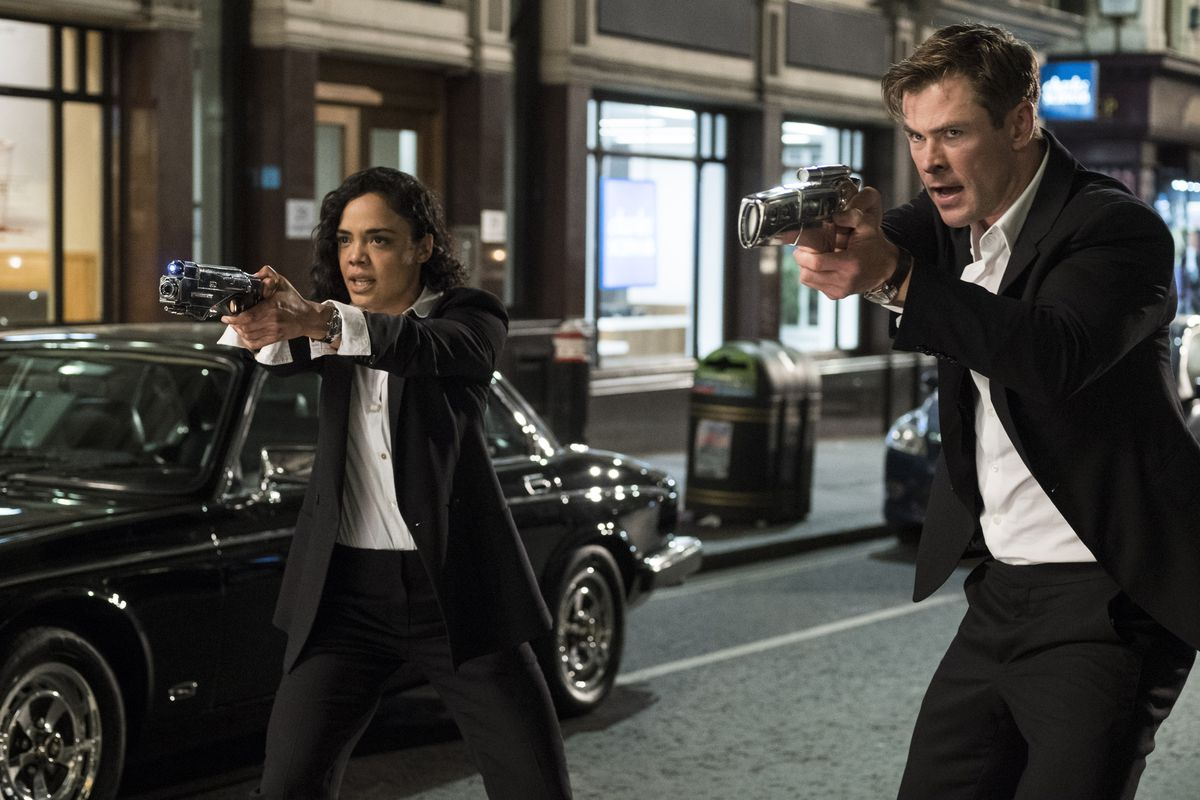 5b1aee957f2a Men in Black: International' review: The difference is, they make ...