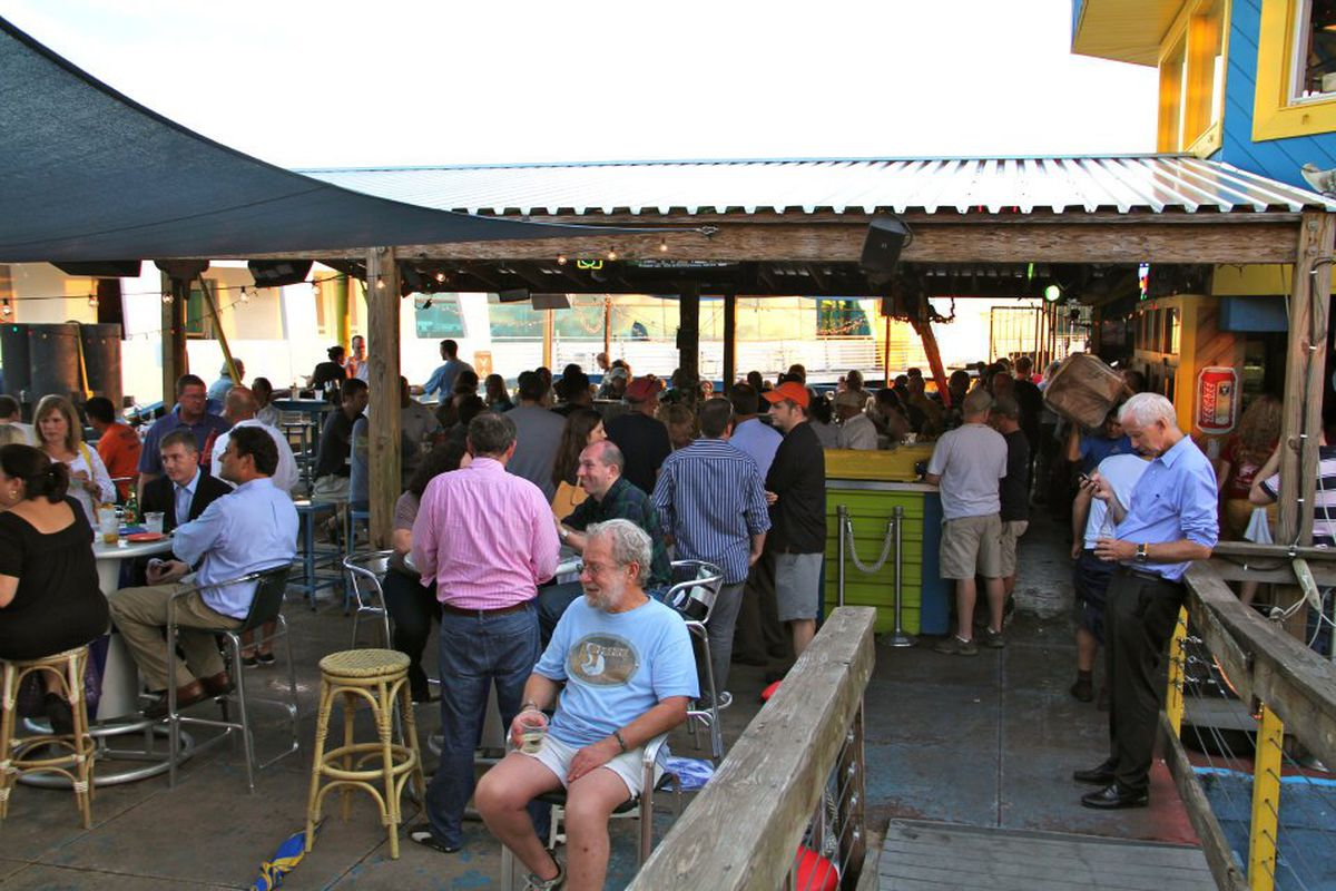 Waterfront Favorite Cantina Marina Is Closing Next Month