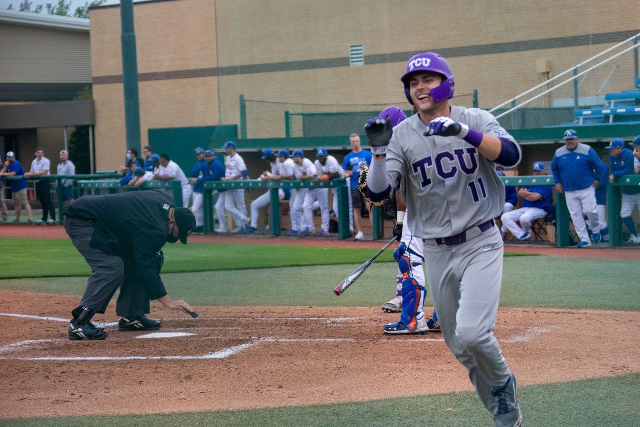 TCU Baseball at UTA (4.27.21)