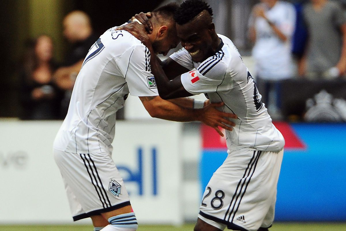 It's been a while, but finally the Vancouver Whitecaps have cause to celebrate!