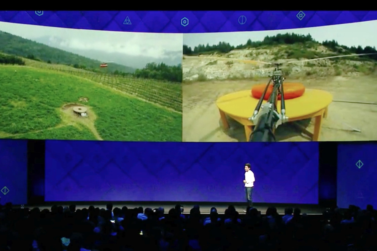 facebook abandoned helicopter drone project months after first demo