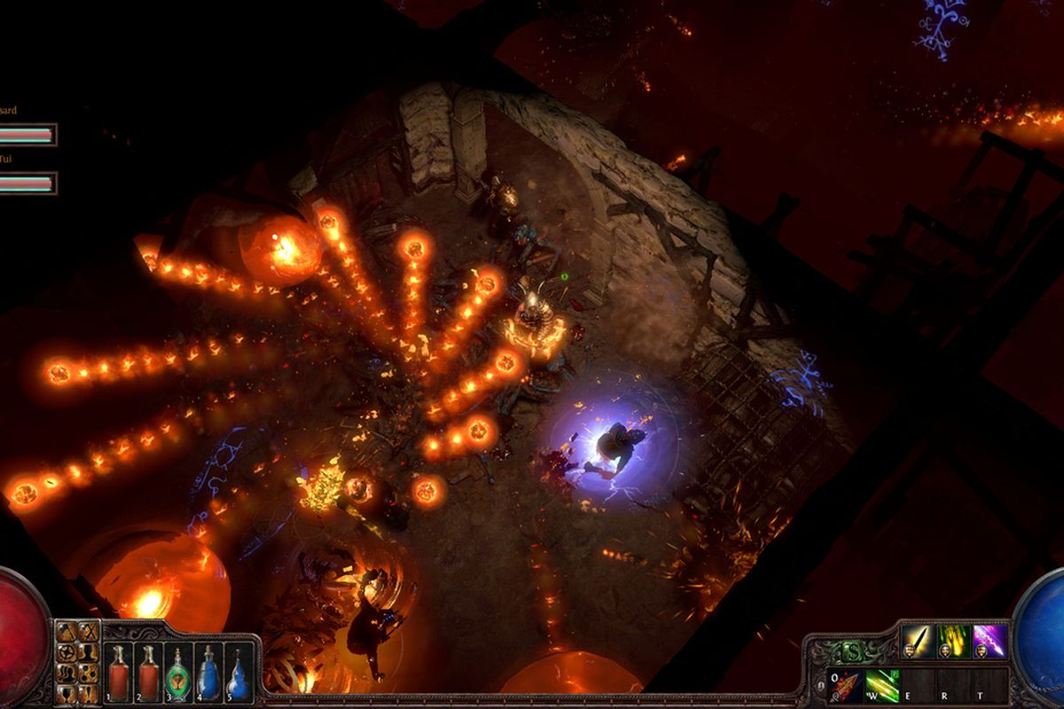 free to play path of exile