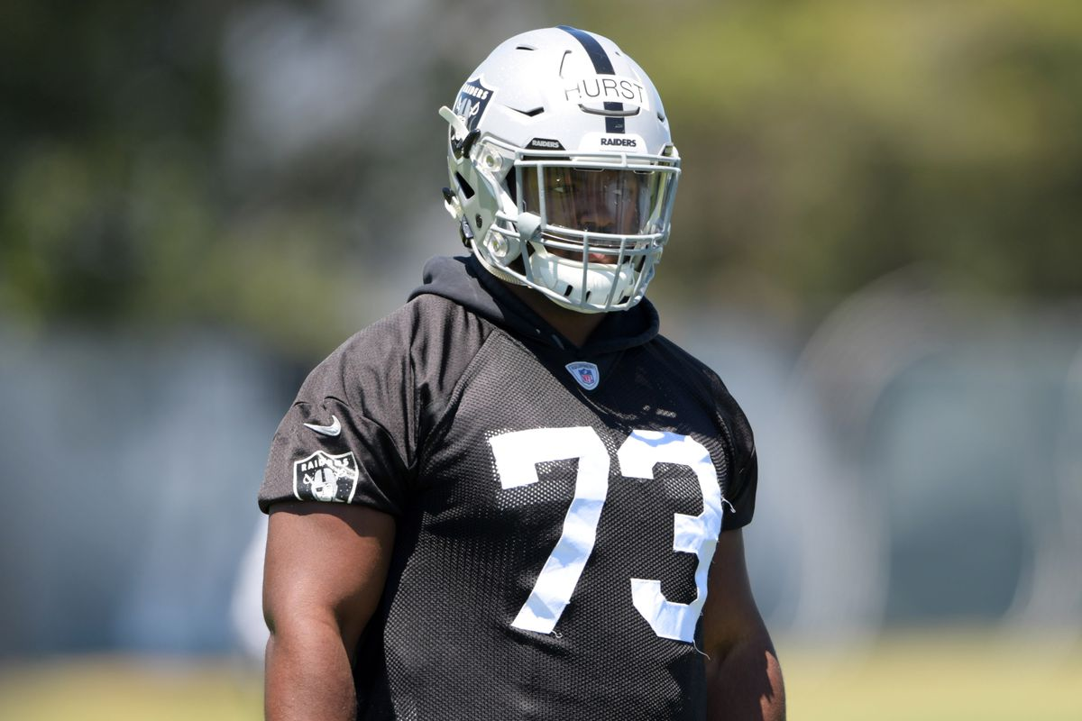 more photos 950c5 9ab13 Maurice Hurst to be Khalil Mack's biggest on-field help in ...