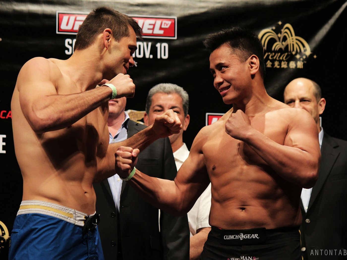 Ufc On Fuel 6 Fight Card Primer Rich Franklin Vs Cung Le Bloody
