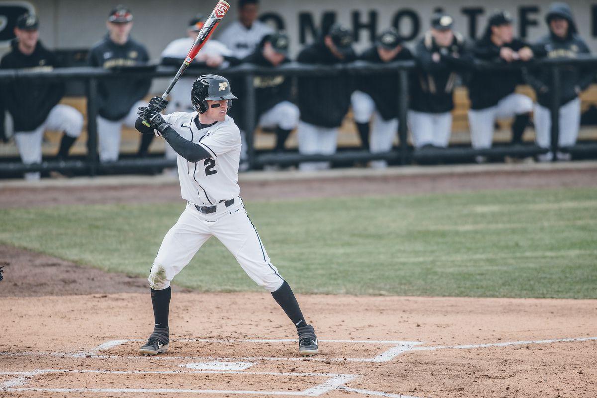 Purdue Baseball Opens Big Ten Play with Series Win - Hammer