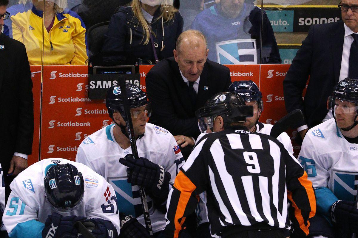 Former Edmonton Oilers Head Coach Ralph Krueger To Become Head Coach In Buffalo