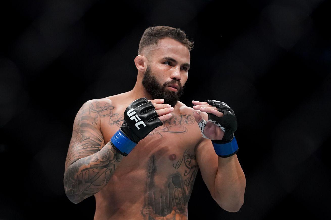 MMA: UFC Fight Night-Sacramento-Rodriguez vs Allan