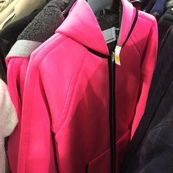 Alexander Wang hot pink reversible jacket, $188 (from $750)