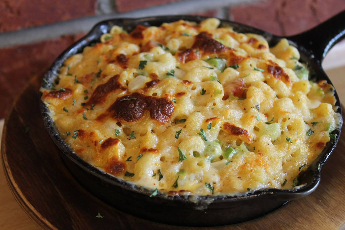 Mr Mac S Macaroni Cheese Facebook