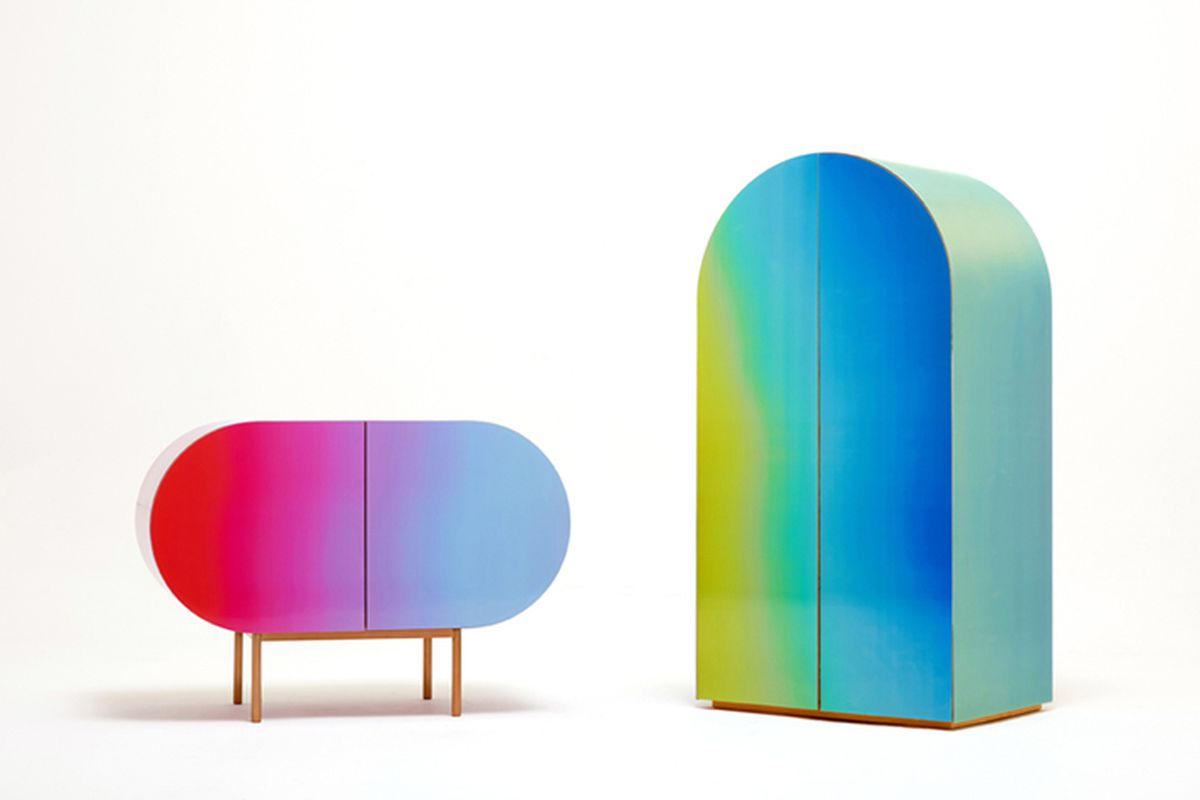 Orijeen s color changing furniture is kind of genius curbed for How to change color of furniture