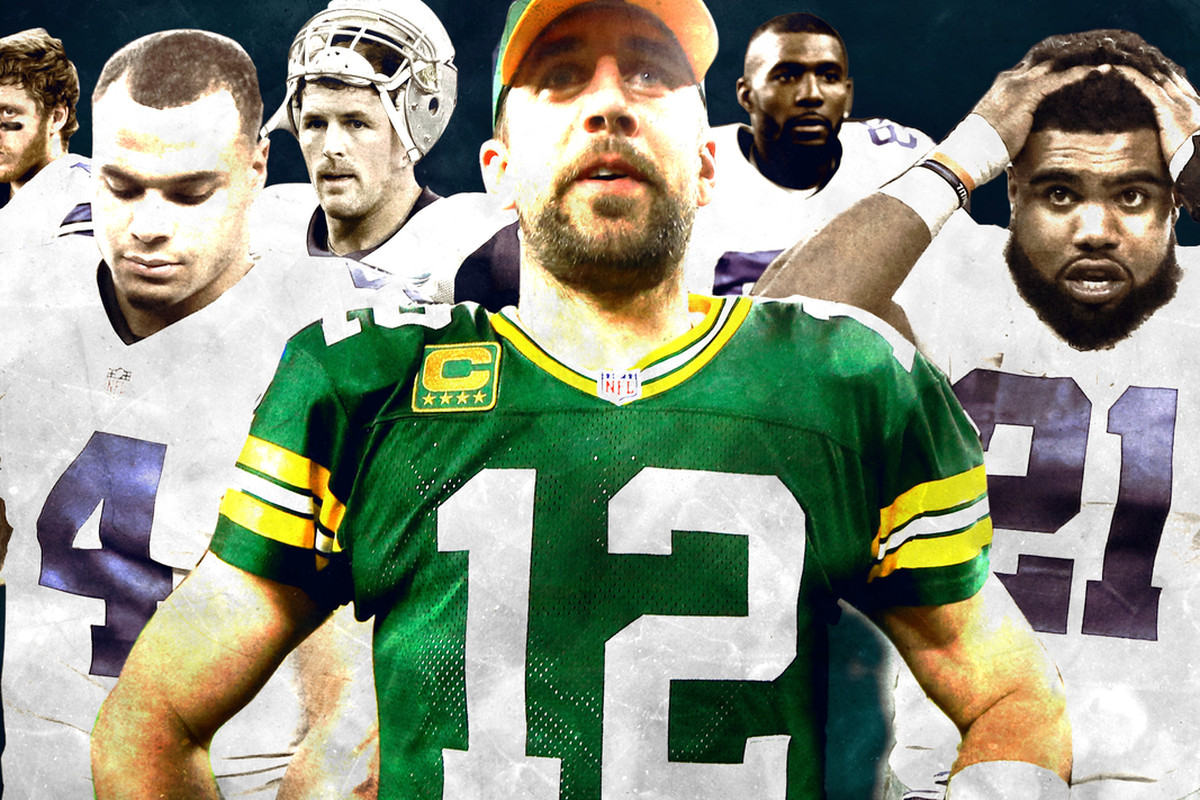 NFL Divisional Weekend Recap  Aaron Rodgers Is on the Brink of the Pantheon c52115ea8