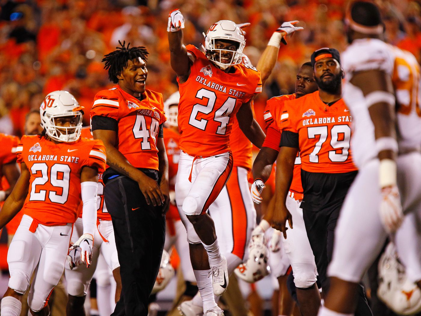 10 Thoughts On Oklahoma State S Win Over Texas Cowboys